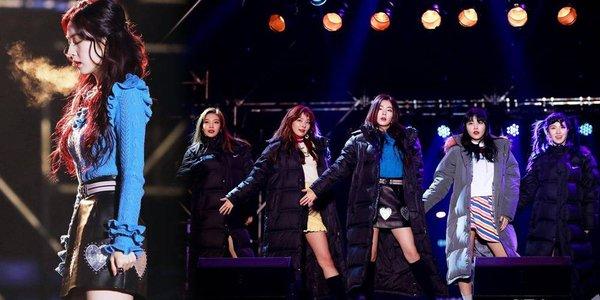 Red Velvet MBC Gayo Daejun 2016