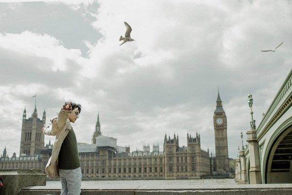 Vũ Cát Tường tại London