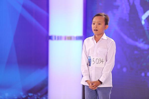 hồ văn cường thi vietnam idol kids
