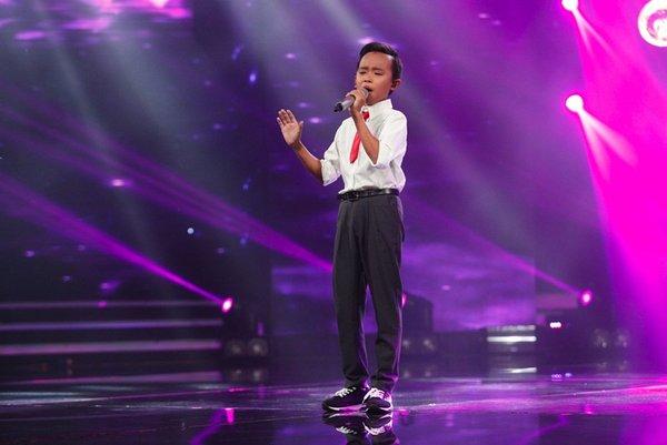 hồ văn cường thi vietnam idol kids 2