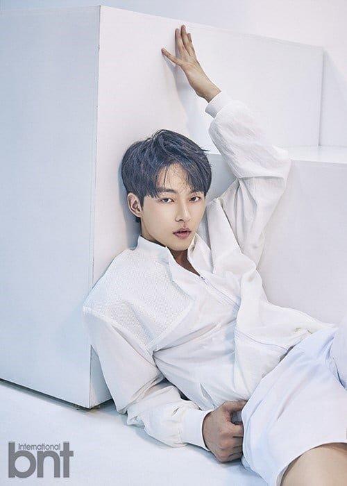 Park Sung Woo Produce 101 mùa 2