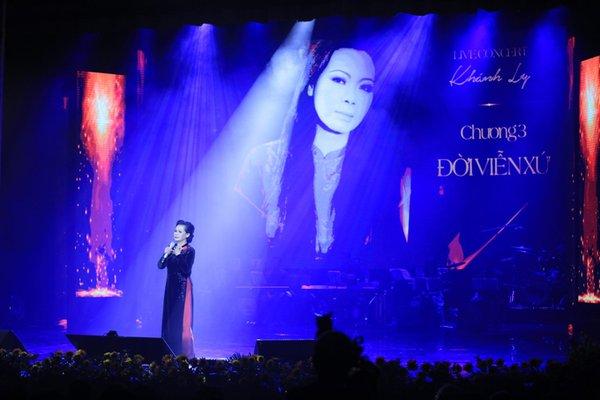 Lặng người khi danh ca Khánh Ly cất giọng trong liveshow để đời