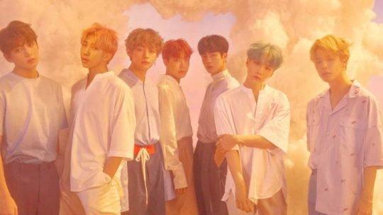 BTS tung tracklist Love Yourself 承 'Her