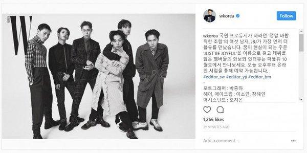 JBJ debut với 6 thành viên