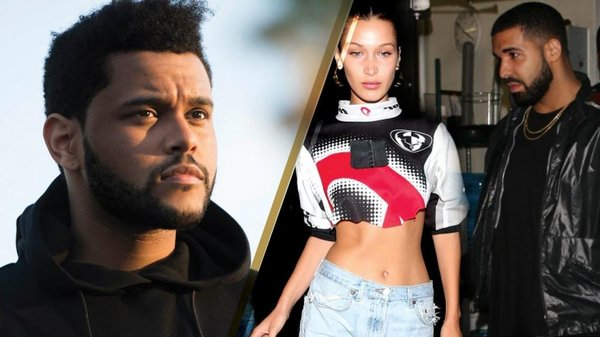 Fan xôn xao trước nghi vấn Drake đang hẹn hò với người yêu cũ của The Weeknd