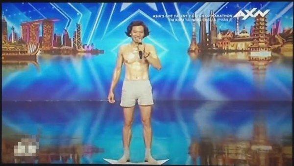 Tiết mục của kĩ sư người Việt tại Asia's Got Talent 2017