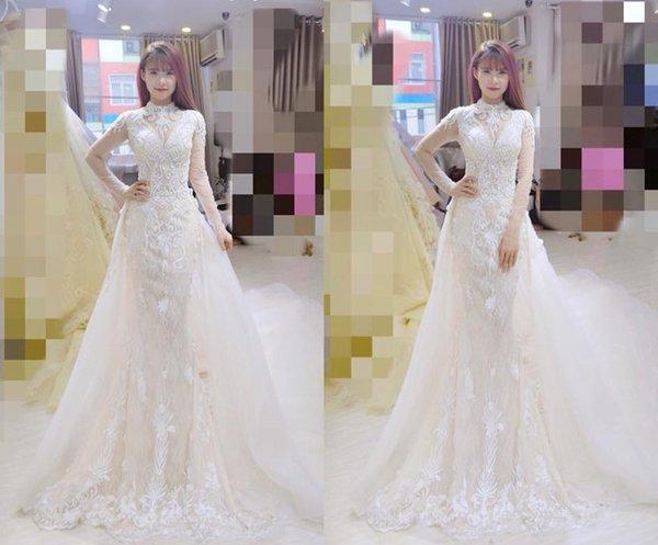 váy cưới của khởi my