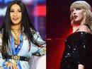 'Bà bầu' Cardi B chính thức phá vỡ kỷ lục của Taylor Swift trên Billboard 200
