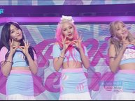 "Music Core 13/2: G-Friend, 4Minute, AOA Cream ""quẩy"" tưng bừng"
