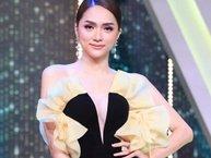 Chuyện buồn cười về bộ váy 'quốc dân': Ai mặc cũng đẹp, tới lượt Hương Giang vì quên xỏ tay áo mà… càng đẹp hơn