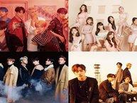 Tower Records công bố danh sách album/single của các nghệ sĩ Hàn Quốc bán chạy nhất tại Nhật Bản nửa đầu 2019