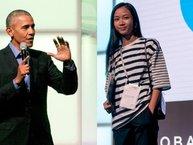 Nghệ sĩ Việt Nam duy nhất nhận thư mời của Cựu Tổng Thống Obama là ai?