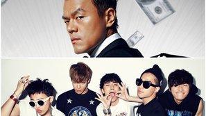Park Jin Young bất ngờ vượt mặt Big Bang trên Naver