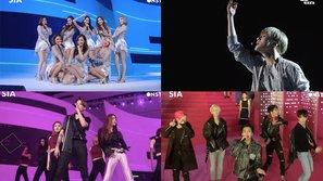 Xem lại các sân khấu biểu diễn của thần tượng tại Style Icon Asia 2016