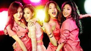 Miss A xinh đẹp, rạng rỡ trong loạt ảnh teaser nhiều màu sắc