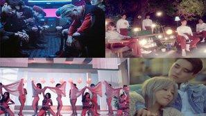 Billboard công bố danh sách những MV Kpop được xem nhiều nhất thế giới trong tháng 6