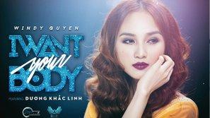 Dương Khắc Linh khoe giọng hát trong MV của mỹ nữ Windy Quyên