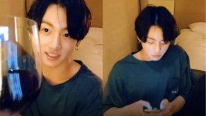 Hành động bất ngờ của Jungkook (BTS) sau khi nhận được cuộc gọi quấy rầy từ fan cuồng