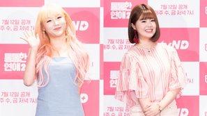 Web drama Hàn gây tranh cãi khi xem những thần tượng nữ với cân nặng 60kg là 'mập mạp'