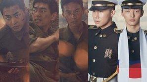 """Chương trình nhạc kịch hot nhất năm: Quy tụ dàn """"chiến sĩ"""" idol đang tại ngũ siêu điển trai"""