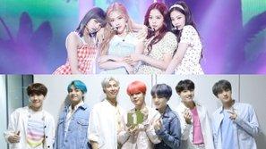 Giải thưởng E! People's Choice Awards gây tranh cãi vì BTS thua cả 3 đề cử vào tay Black Pink