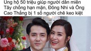 Từ bao giờ mà netizen Việt bắt đầu 'học đòi' Knet thói sân si, soi mói chỉ trích nghệ sĩ vì chuyện… từ thiện keo kiệt?