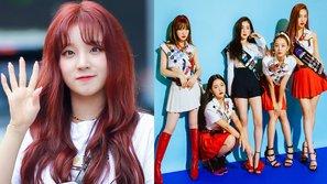 Yuqi ((G)I-DLE) bày tỏ sự tha thiết muốn được kết bạn với một thành viên của Red Velvet
