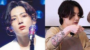 Jungkook (BTS) hứng đủ 'gạch đá' từ Knet chỉ vì để lộ full hình xăm trên cánh tay: 'Vừa quá đà vừa phản cảm đến mức hỏng cả hình tượng'