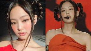Cnet mỉa mai Jennie (BLACKPINK) đã 'đạo nhái' phong cách Trung Quốc còn mua hot search sau concert 'THE SHOW'