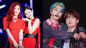 Những cặp idol cùng nhóm khiến Knet thừa nhận không tài nào phân biệt được khi lần đầu biết đến họ: BTS 'dính chưởng' gần hết nhóm
