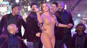 Mariah Carey bị chỉ trích vì hát nhép trong đêm diễn quan trọng nhất năm