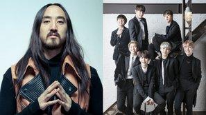 Nhà sản xuất nổi tiếng Steve Aoki chia sẻ lý do khiến anh quyết định hợp tác cùng BTS
