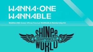 YMC thổi bùng bê bối mới khi tiết lộ bộ sản phẩm của Wanna One có màu sắc giống với SHINee