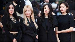 T-ara nộp đơn yêu cầu giành lại tên nhóm, quyết đối đầu 'một sống hai chết' với MBK cho tới cùng