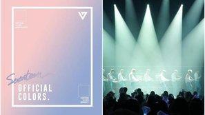 Xu hướng pha trộn màu sắc làm official color của các nghệ sĩ  K-Pop đang lên ngôi?