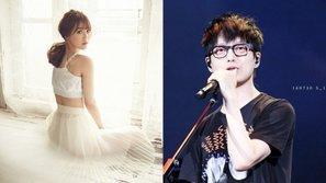 Cựu thành viên KARA Heo Young Ji xác nhận đang hẹn hò cùng đàn anh lớn hơn 13 tuổi