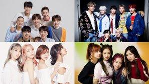 Netizen bình chọn những idolgroup trình diễn live tốt nhất: EXO, Red Velvet, SEVENTEEN,... đồng loạt vắng mặt, nhiều nhóm nhạc thế hệ 2 có thứ hạng thấp bất ngờ