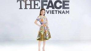 Chỉ với một màn thị phạm cho thí sinh tại The Face, Minh Hằng đã chứng tỏ được: 'nữ hoàng quảng cáo' với cô không phải là cái danh hão