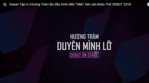 The Debut lanh tay 'leak' giai điệu hay nhất của #DML câu view khiến fan Hương Tràm tức 'nổ đom đóm'