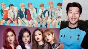 Korea Star 100: Vượt mặt cả ngôi sao bóng đá Son Heung Min, BTS trở thành nhân vật nổi tiếng hot nhất Hàn Quốc ở thời điểm hiện tại
