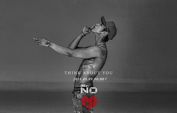 Jun.K Think About You