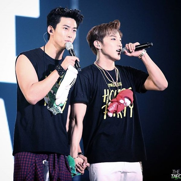 Jun.K Taecyeon