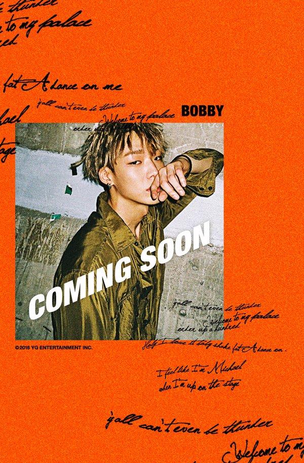 Bobby (iKON) sẽ ra mắt với ca khúc đồng sáng tác và tự viết lời