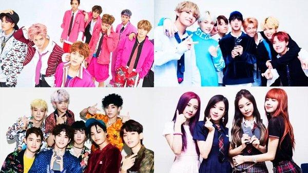KPOP có tới 4 nhóm nhạc đình đám được đề cử tại Lễ trao giải Teen Choice Awards 2019 - ảnh 1