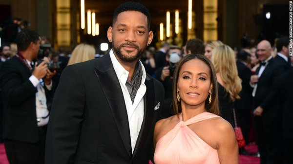 Will Smith và Jada Pinkett Smith