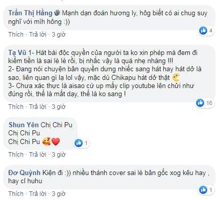 'Anh ơi ở lại' không nghi ngờ gì nữa - dường như là bản hit lớn nhất sự nghiệp của Chi Pu cho đến hiện tại. Bằng chứng là hàng loạt nghệ sĩ, từ gạo cội đến 'non nớt' đều sử dụng ca khúc này cover, thậm chí mang lên sân khấu lớn trình diễn.