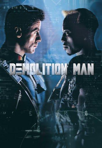 Demolition Man (1993): Tội phạm giết người