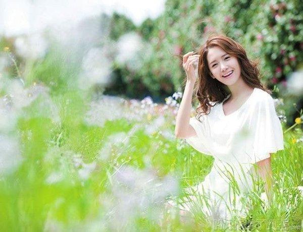 11 năm YoonA gắn bó cùng Innisfree