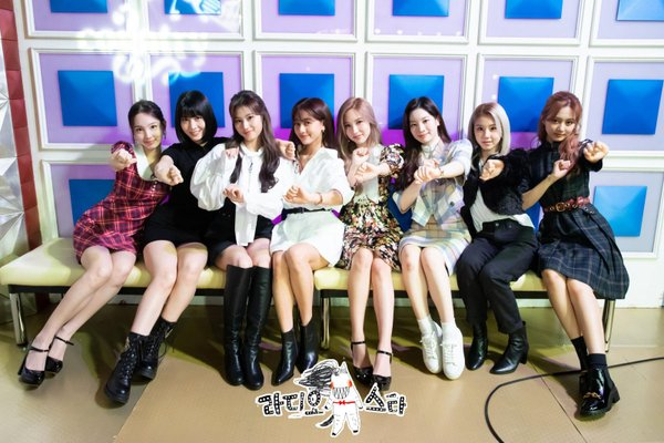 rating tập Radio Star của TWICE