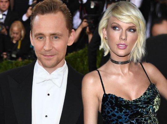 Tom Hiddleston và thương hiệu Armani: Do hẹn hò với Taylor Swift